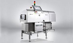 کنترل نهایی محصول با اشعه ایکس