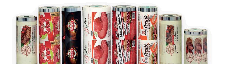 فیلم بسته بندی گوشت تازه و فراوری شده