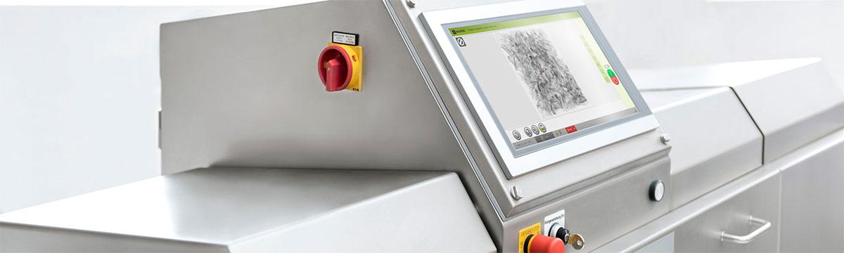 سیستم های بازرسی محصول با اشعه ایکس