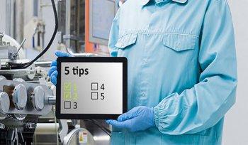 5 نکته برای اطمینان از عملکرد مطلوب متال دتکتور در هنگام استفاده