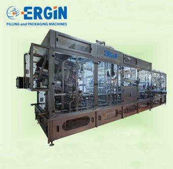 دستگاه پرکن لیوانی   Fill and Seal     ERGIN