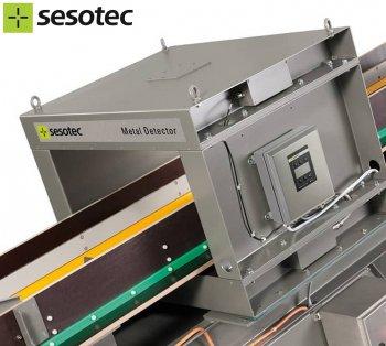 سیستم های متال دتکتور  SESOTEC